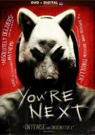 Youre Next (DVD + UltraViolet) Movie