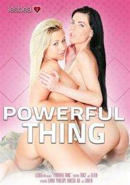 Powerful Thing Porn Movie