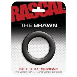 Rascal: The Brawn - Black Sex Toy