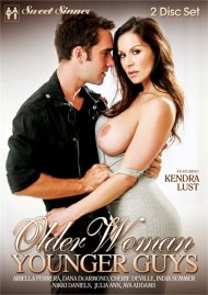 Older Woman / Younger Guys porn DVD from Sweet Sinner.