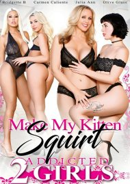 Make My Kitten Squirt Movie