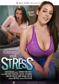 Surrender Your Stress HD porn video from Fantasy Massage.
