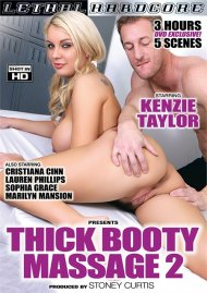 Thick Booty Massage 2 Porn Movie