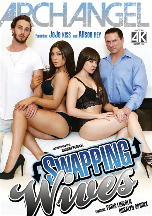 Swapping Wives porn video from ArchAngel.