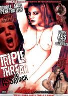 Triple Threat 4: Ass Attack Porn Movie