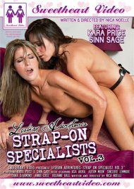 Lesbian Adventures: Strap-On Specialists Vol. 3 Porn Movie