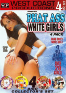 Phat Ass White Girls 4-Pack Porn Movie