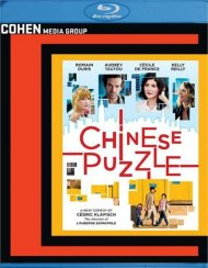 Chinese Puzzle Blu-ray Movie