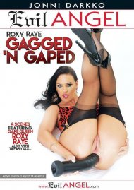 Roxy Raye: Gagged N Gaped Porn Movie