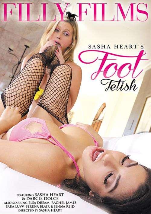 Sasha Hearts Foot Fetish (2016)