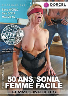 Sonia, 50 and Easy as Fuck (French) Porn Video