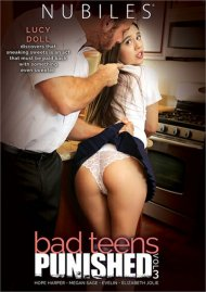 Bad Teens Punished Vol. 3 Movie