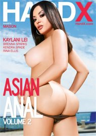 Asian Anal Vol. 2 DVD porn movie from HardX.