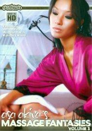 Asa Akiras Massage Fantasies #3 Porn Movie