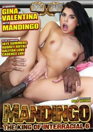 Mandingo: The King Of Interracial 6 DVD porn movie from Blacks on Blondes.