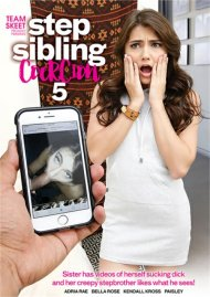 Step Sibling Coercion 5 HD porn video from Team Skeet.