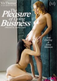 The Pleasure Of Doing Business HD porn video from Viv Thomas - Girlfriends Films.!