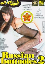 Russian Buttholes 2 Porn Movie