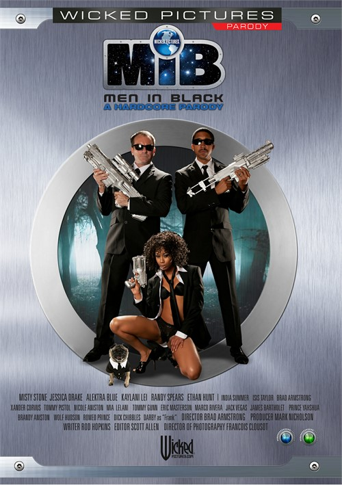 Men In Black: A Hardcore Parody porn video from Wicked Pictures.
