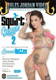 Squirt Gasms! 2 Movie