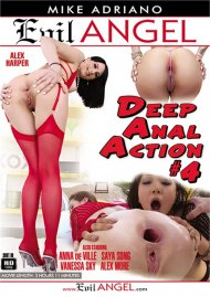 Deep Anal Action #4 Porn Movie
