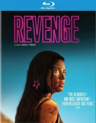 Revenge Blu-ray Movie