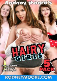 Hairy Girls 5-Pack Movie