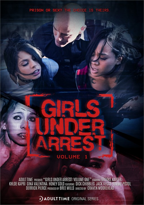 Girls Under Arrest Vol. 1 porn video
