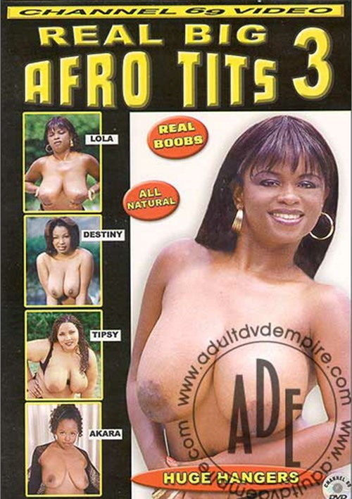 real-big-afro-tits
