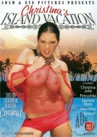 Christina's Island Vacation Porn Video