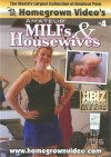 Amateur MILFs & Housewives #4 Boxcover