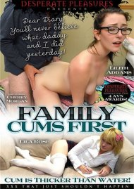 Family Cums First Movie