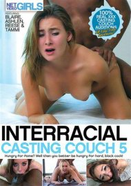 Interracial Casting Couch 5 Porn Video