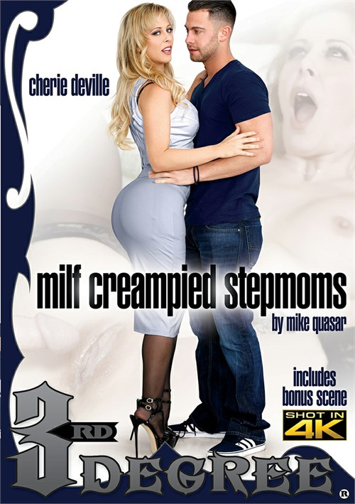 MILF Creampied Stepmoms image
