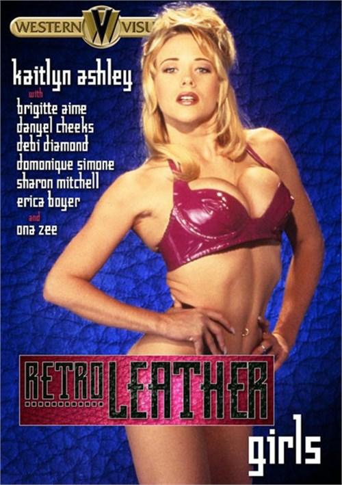 Retro Leather Girls