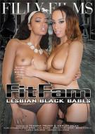 FitFam Lesbian Black Babes Porn Movie