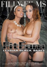 FitFam Lesbian Black Babes Movie