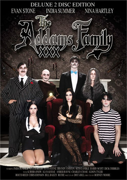 Addams Family: An Exquisite Films Parody