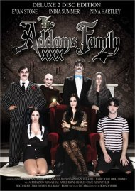 Addams Family: An Exquisite Films Parody Porn Movie