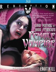 Female Vampire: Remastered Edition Blu-ray Movie