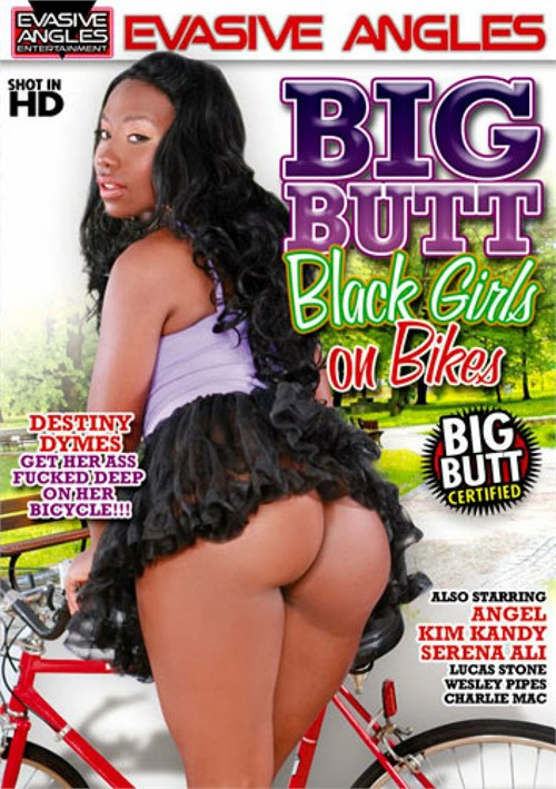 Big Butt Black Girls On Bikes 2013  Adult Dvd Empire-6962