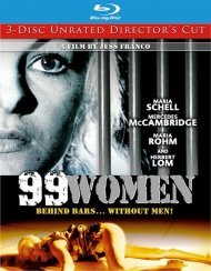 99 Women (Blu-ray + DVD + CD) Blu-ray Movie