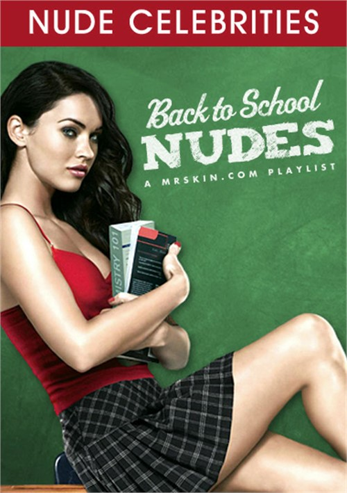 Back to School Nudes
