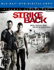 Strike Back: Season One (Blu-ray + DVD + Digital Copy) Blu-ray Movie