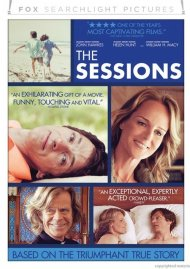 The Sessions porn DVD from 20th Century Fox.