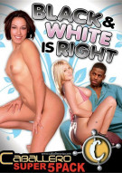 Black & White Is Right 5 Pack Porn Movie