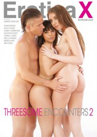 Threesome Encounters 2 HD porn video from EroticaX.