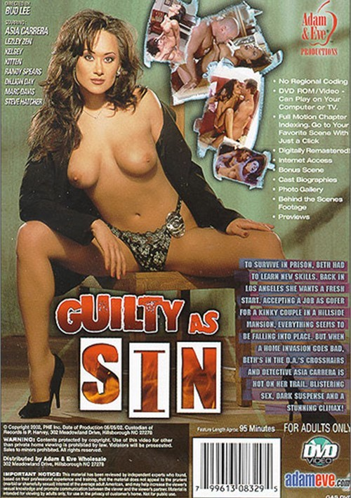 Guilty as sin adult