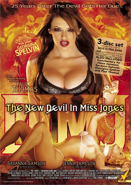 The New Devil In Miss Jones