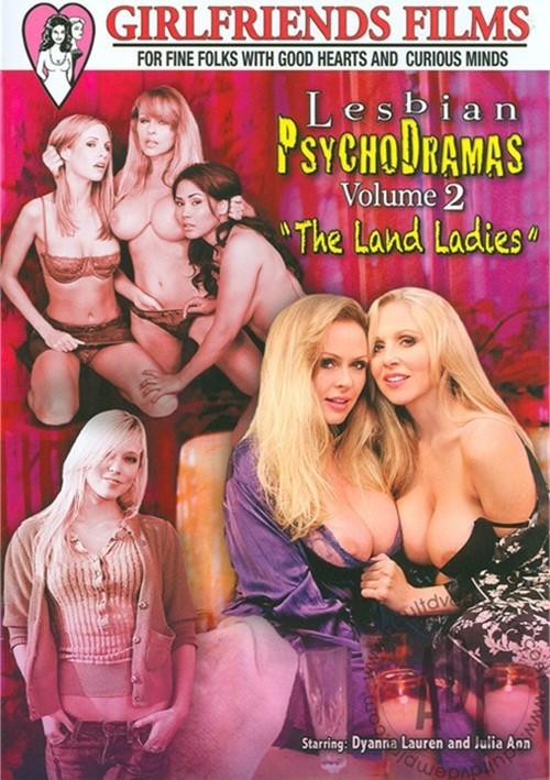 Lesbian Psychodramas Vol. 2